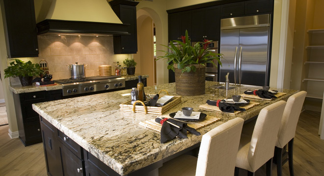 chicago kitchen contractor modern granite and custom cabinets